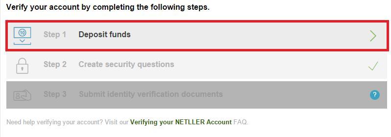 cac buoc xac thuc - Đăng ký Neteller & Xác minh Neteller tuyệt đối 100% thành công