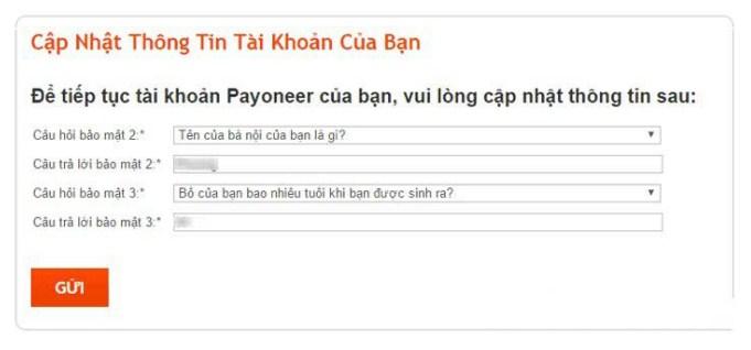 dang ky payoneer 8 - Đăng ký ví điện tử Payoneer nhận 25$ khuyến mãi ngay lập tức