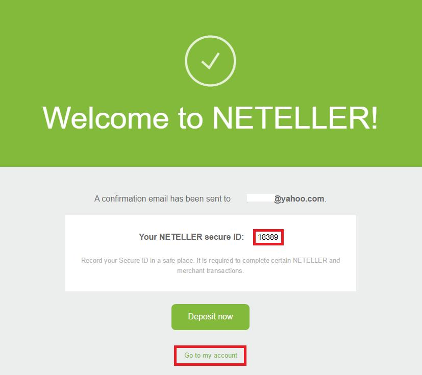 thong bao dang ky tai khoan neteller thang cong - Đăng ký Neteller & Xác minh Neteller tuyệt đối 100% thành công