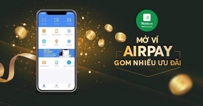 airpay 2 - Ví AirPay là gì? Hướng dẫn đăng ký chi tiết và cách sử dụng hiệu quả nhất
