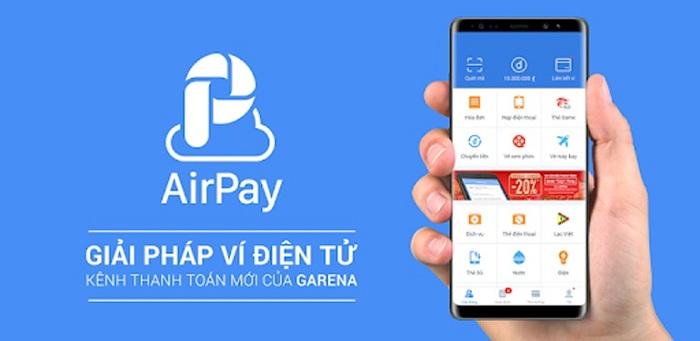 airpay 4 - Ví AirPay là gì? Hướng dẫn đăng ký chi tiết và cách sử dụng hiệu quả nhất