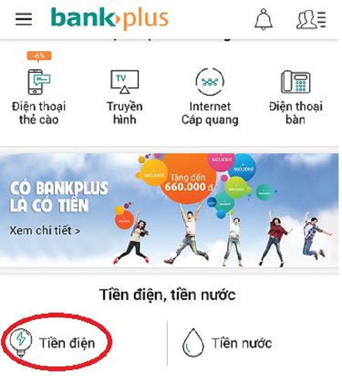 Dịch vụ Bankplus đang được người dùng sử dụng rộng rãi bao gồm những gì? 3