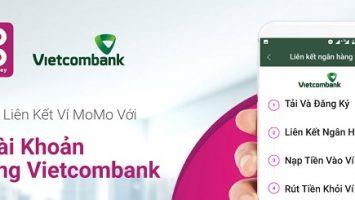 lien ket momo voi vietcombank 0 355x200 - Liên kết Momo với Vietcombank nhanh nhất bằng cách nào?