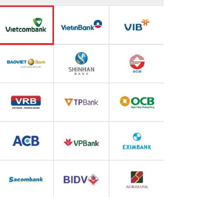 Liên kết Momo với Vietcombank nhanh nhất bằng cách nào? 1