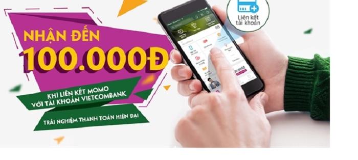 Liên kết Momo với Vietcombank nhanh nhất bằng cách nào? 3