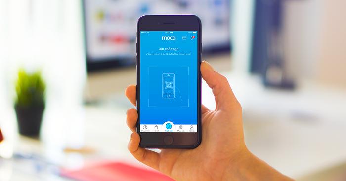 moca 2 - Hướng dẫn liên kết ví Moca với ngân hàng