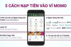 nap tien momo 236x157 - Hướng dẫn nạp tiền Momo với 5 cách đơn giản nhất