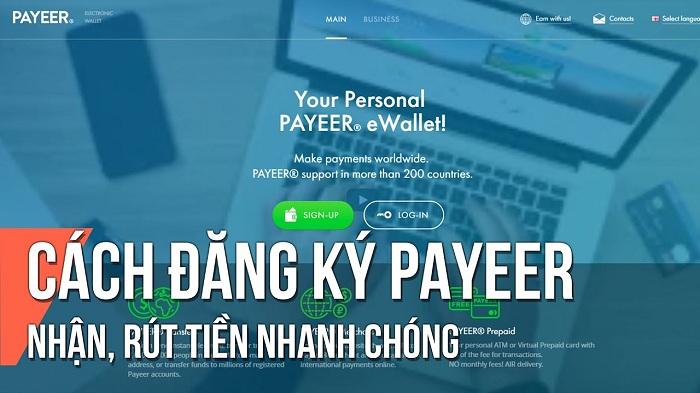 payeer la gi 1 - Payeer là gì? Tất cả những điều cần biết về ví điện tử Payeer