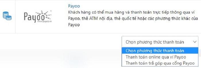 Payoo là gì? Cách thanh toán online thông qua ứng dụng Payoo 3