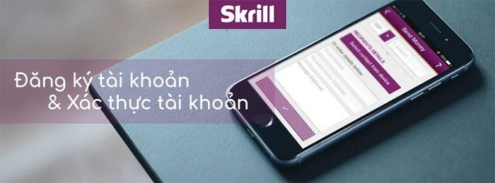 tao tai khoan skrill - Hướng dẫn đăng ký và xác minh tài khoản Skrill 2019 thành công 100%