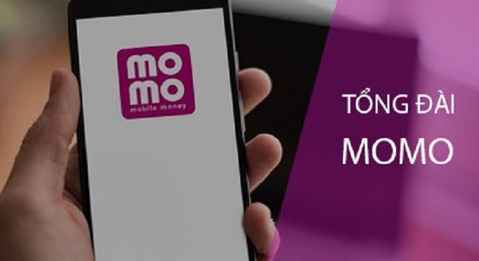 tong dai momo 2 - Hướng dẫn cụ thể cách liên hệ với Momo qua tổng đài Momo