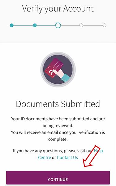 verify skrill 03 - Hướng dẫn đăng ký và xác minh tài khoản Skrill 2019 thành công 100%