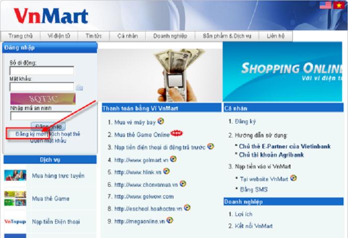 Ví VnMart là gì? Hướng dẫn cách đăng ký và sử dụng chi tiết 2