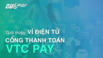 vtc pay 2 355x200 - Ví VTC Pay là gì? Cách đăng ký và sử dụng ví VTC Pay hiệu quả