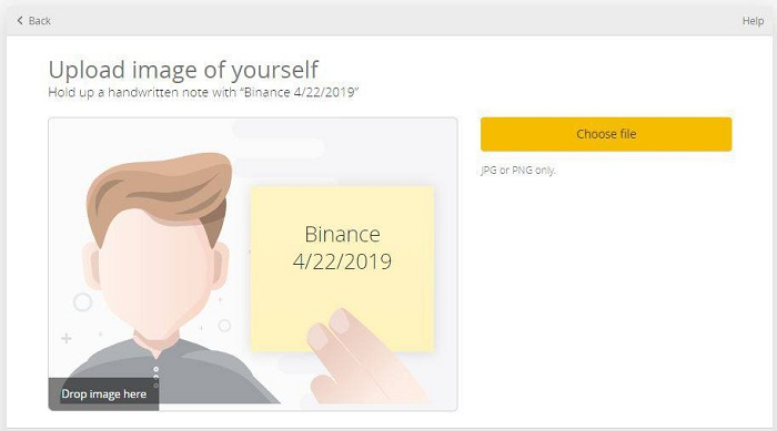 Đăng ký Binance và cách xác minh tài khoản Binance 6