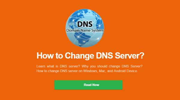 dns vnpt nhanh chong - Cách đổi DNS VNPT nhanh chóng chính xác
