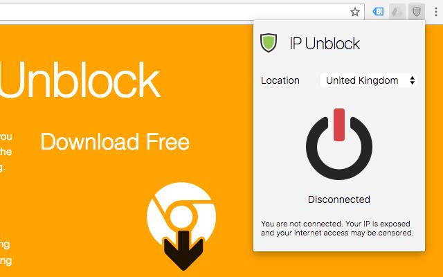 fake ip bang IP Unblock 2 - Cách fake ip nhanh chóng tiện ích cho người dùng Internet