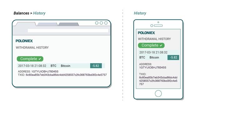 poloniex 4 - Poloniex – sàn giao dịch tiền ảo phổ biến nhất toàn cầu