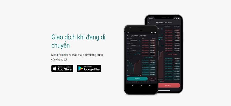 Poloniex – sàn giao dịch tiền ảo phổ biến nhất toàn cầu 2