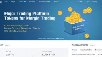 bitmax 355x200 - BitMax – sàn giao dịch tiền điện tử đáng tin cậy hiện nay