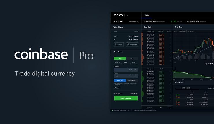 coinbase pro la gi 740x428 - Coinbase Pro – Tổng quan về sàn giao dịch tiền ảo số 1 tại Mỹ