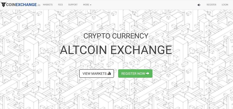 dang ky tai khoan coinexchange 1 - Coinexchange – Lựa chọn tuyệt vời để giao dịch các đồng coin ít phổ biến
