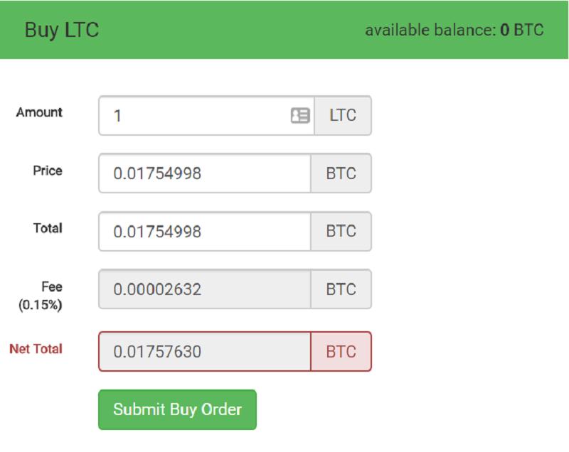 mua ltc tren coinexchange - Coinexchange – Lựa chọn tuyệt vời để giao dịch các đồng coin ít phổ biến
