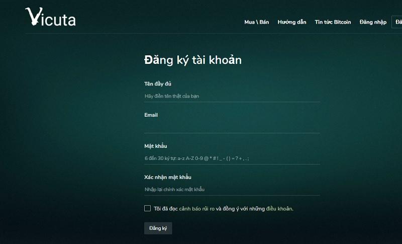 san giao dich dien tu vicuta - Vicuta – sàn giao dịch tiền điện tử uy tín tại Việt Nam hiện nay