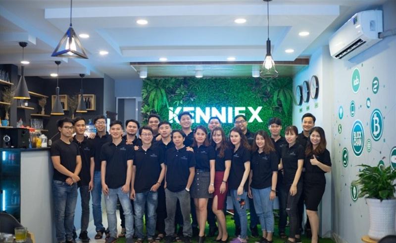 san kenniex - Kenniex- sàn giao dịch tiền điện tử trực triếp đầu tiên tại Việt Nam