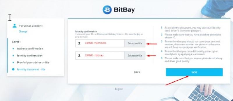 Bitbay- sàn giao dịch tiền điện tử uy tín tại Châu Âu 6
