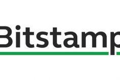 Logo của sàn Bitstamp