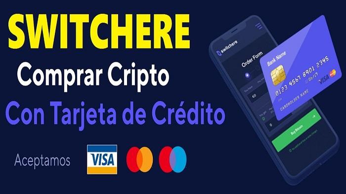 lựa chọn thanh toán ở Switchere