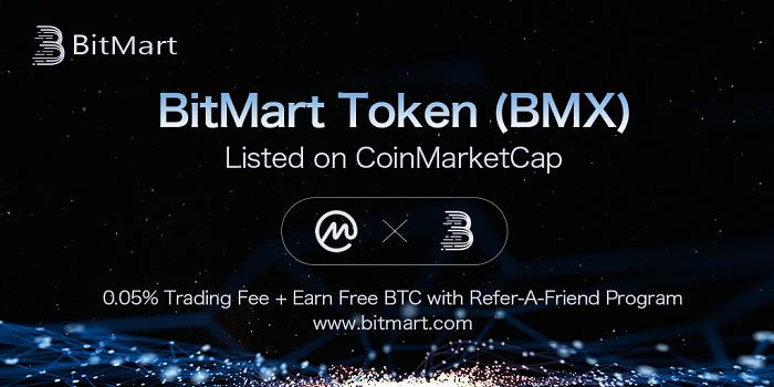 Bitmart Token là đồng tiền của Bitmart