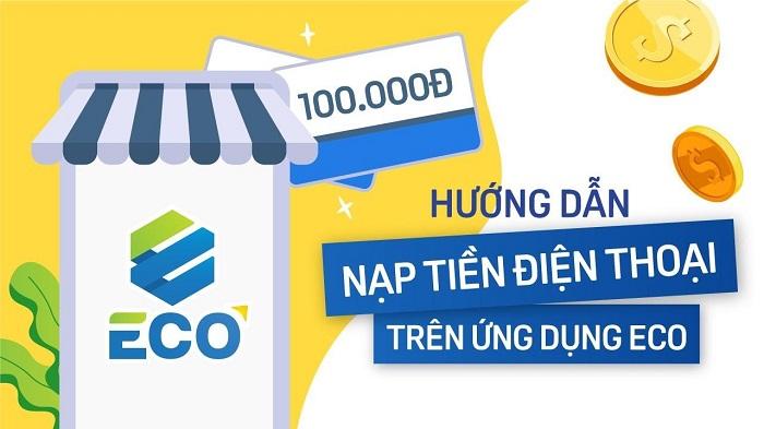 cach nap tien dien - Hướng dẫn đăng ký ví điện tử Eco từ A đến Z