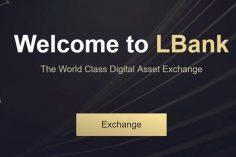 Chào mừng bạn đã đến với cộng đồng tiền điện tử LBank