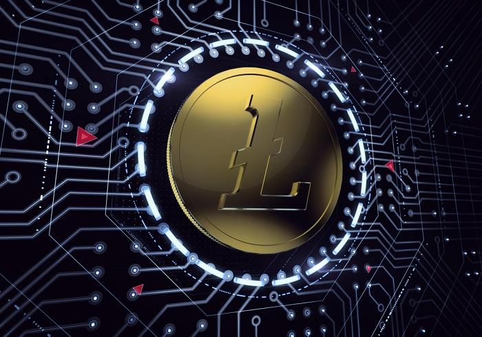 Đồng tiền Litecoin trên thị trường