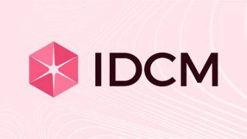 Logo của sàn IDCM
