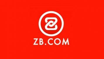 Logo của sàn ZB.COM