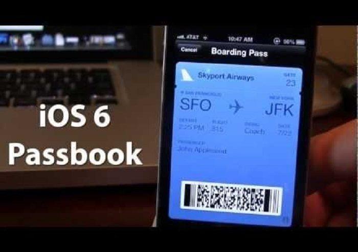 Ví điện tử passbook