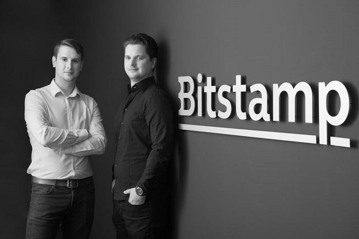 Hai nhà sáng lập của Sàn Bitstamp