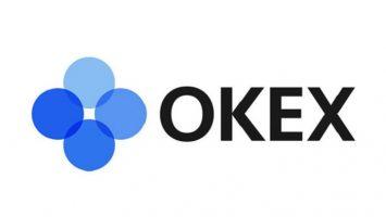 Logo của Okex