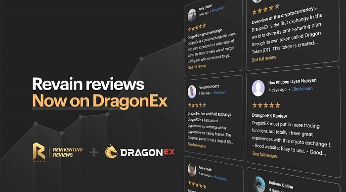 Sàn Dragonex có ảnh hưởng khá lớn trong cộng đồng tiền điện tử thế giới