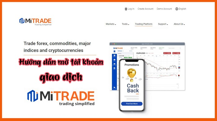 tham gia vao san mitrade - Sàn Mitrade là gì? Cách đăng ký và mua bán coin trên sàn Mitrade như thế nào?