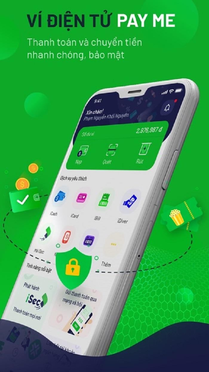 thanh toan online bang payme - Ví điện tử Payme và những lợi ích tuyệt vời