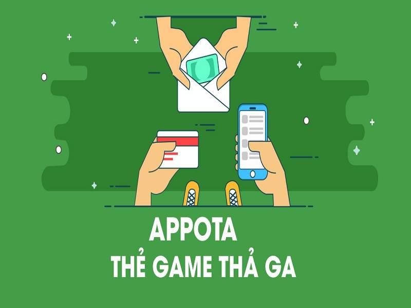 Thả ga chơi game với ví điện tử Appota