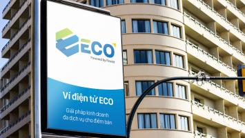 Ví điện tử eco khá nổi bậc trên thị trường ví điện tử Việt Nam