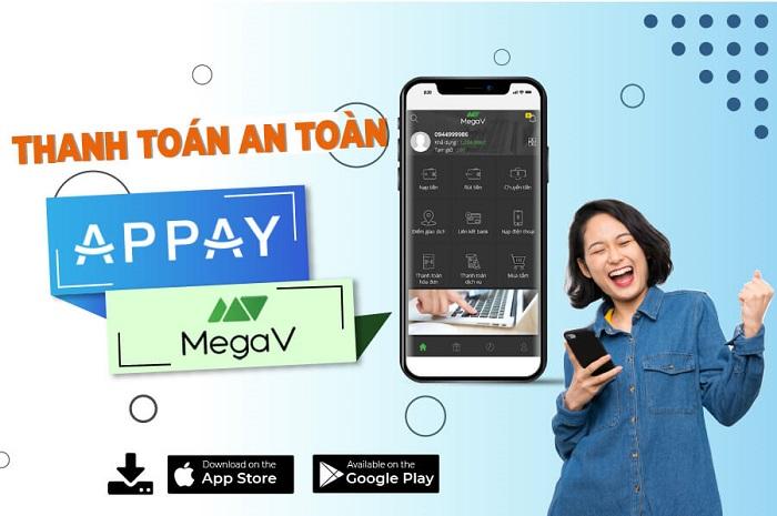 vi dien tu megav - Ví điện tử MegaV – Cổng thanh toán an toàn cho khách hàng hiện nay