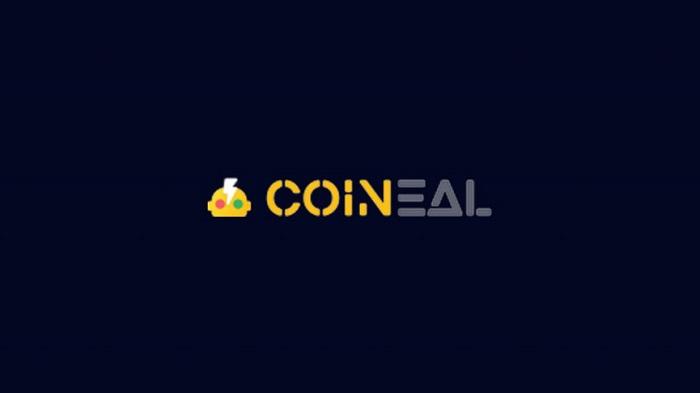 logo san coineal - Sàn Coineal có đáng tin cậy không? Cách sử dụng sàn Coineal
