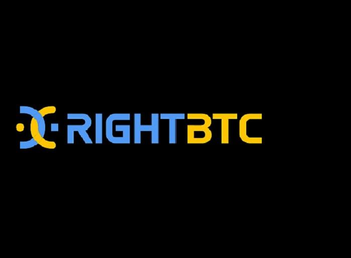 Logo sàn rightbtc