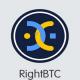san rightbtc 80x80 - Sàn rightbtc là gì? Cách thức đăng ký, xác thực, rút nạp và giao dịch trên sàn rightbtc